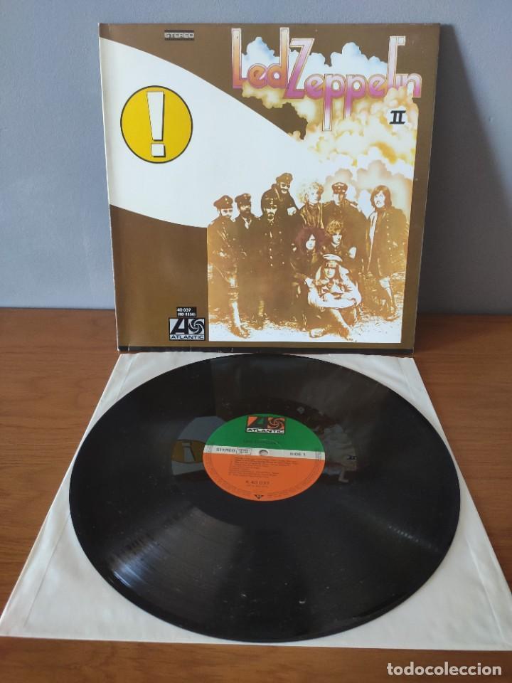 LED ZEPPELIN - LED ZEPPELIN II (Música - Discos - LP Vinilo - Pop - Rock - Extranjero de los 70)