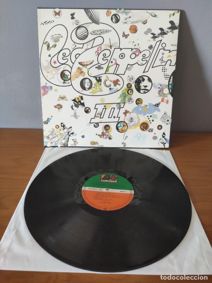 LED ZEPPELIN III (Música - Discos - LP Vinilo - Pop - Rock - Extranjero de los 70)