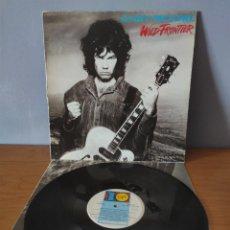Discos de vinilo: GARY MOORE - WILD FRONTIER. Lote 218950578