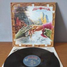 Discos de vinilo: HELLOWEEN - KEEPER OF THE SEVEN KEYS PART II. Lote 218950798