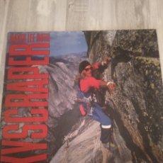 """Discos de vinilo: DAVID LEE ROTH """" SKYSCRAPER """" EDICIÓN U.K. 1988. Lote 218952060"""