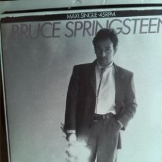 Discos de vinilo: BRUCE SPRINGSTEEN - ONE STEP UP 1988 45 RPM MAXI. Lote 218955691