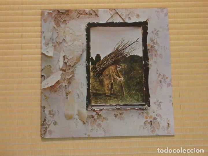 Discos de vinilo: VINILO EDICIÓN JAPONESA DEL LP DE LED ZEPPELIN IV ¡ LEER DESCRIPCIÓN ¡ - Foto 2 - 218957593