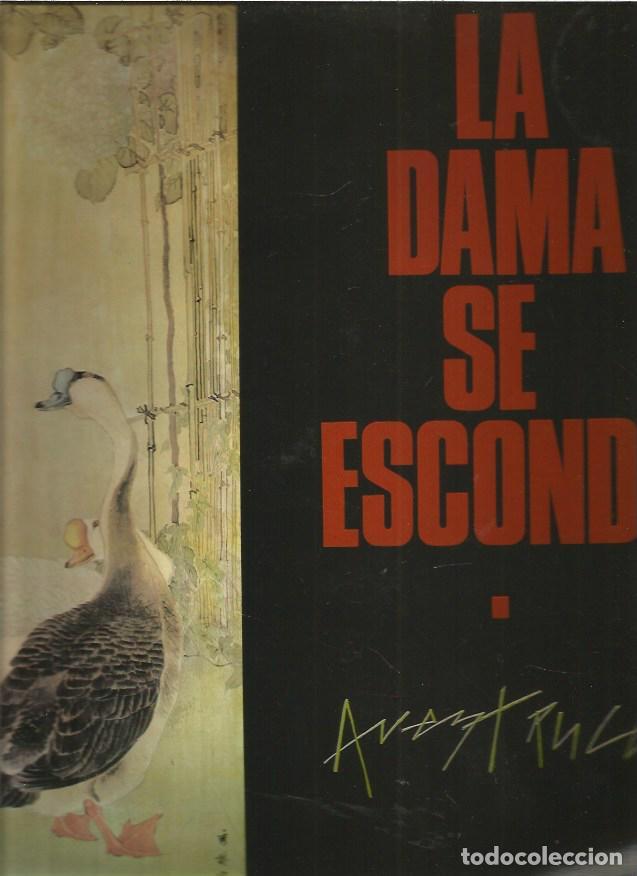 LA DAMA SE ESCONDE AVESTRUCES (Música - Discos - LP Vinilo - Grupos Españoles de los 90 a la actualidad)