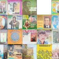 Discos de vinilo: DISCOS DE VINILO DE 7'' - VARIOS AUTORES Y ESTILOS - UNIDAD 5€ - BUEN ESTADO - ANUNCIO 1 DE 3. Lote 216828917