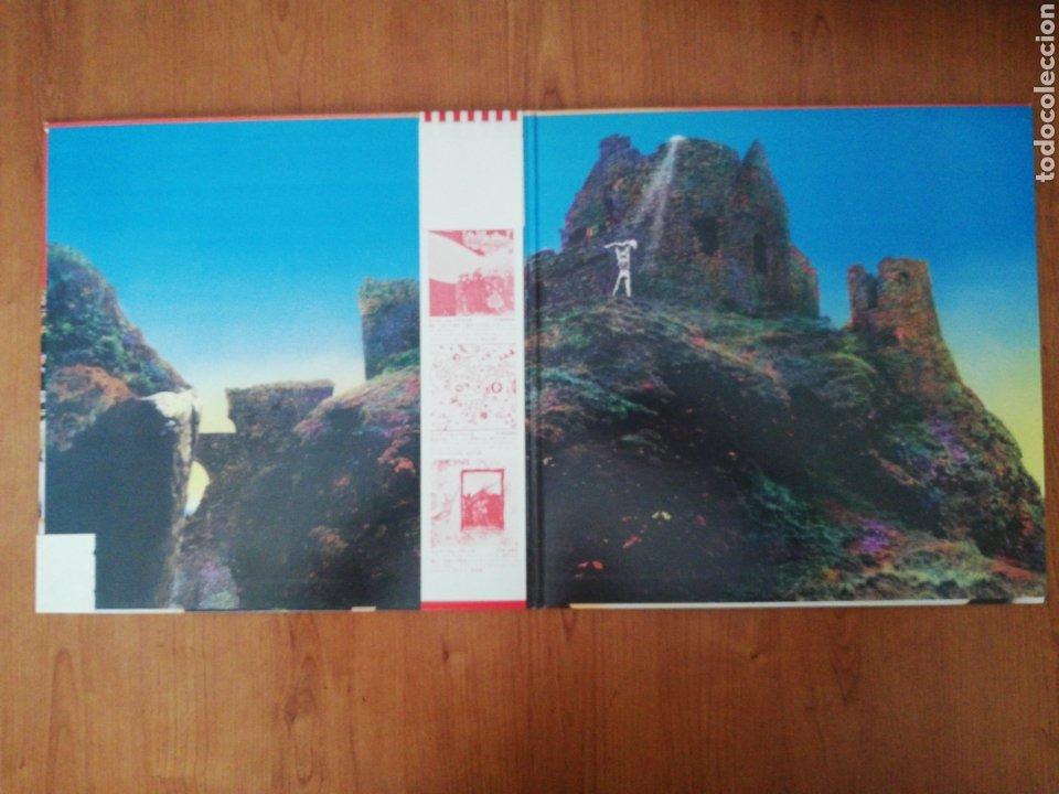 Discos de vinilo: VINILO EDICIÓN JAPONESA DEL LP DE LED ZEPPELIN HOUSES OF THE HOLY - Foto 2 - 218963852