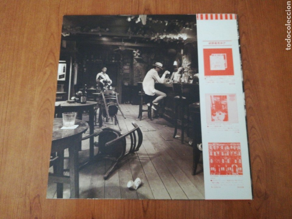 Discos de vinilo: VINILO EDICIÓN JAPONESA DEL LP DE LED ZEPPELIN IN THROUGH THE OUT DOOR - Foto 3 - 218964618