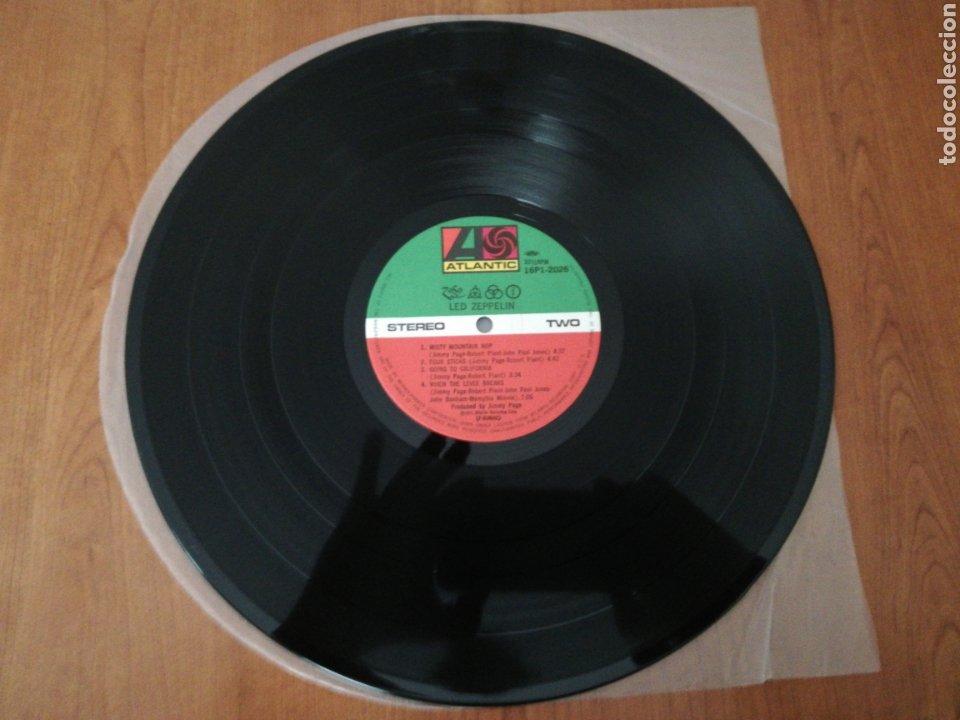 Discos de vinilo: VINILO EDICIÓN JAPONESA DEL LP DE LED ZEPPELIN IV - Foto 8 - 218965412