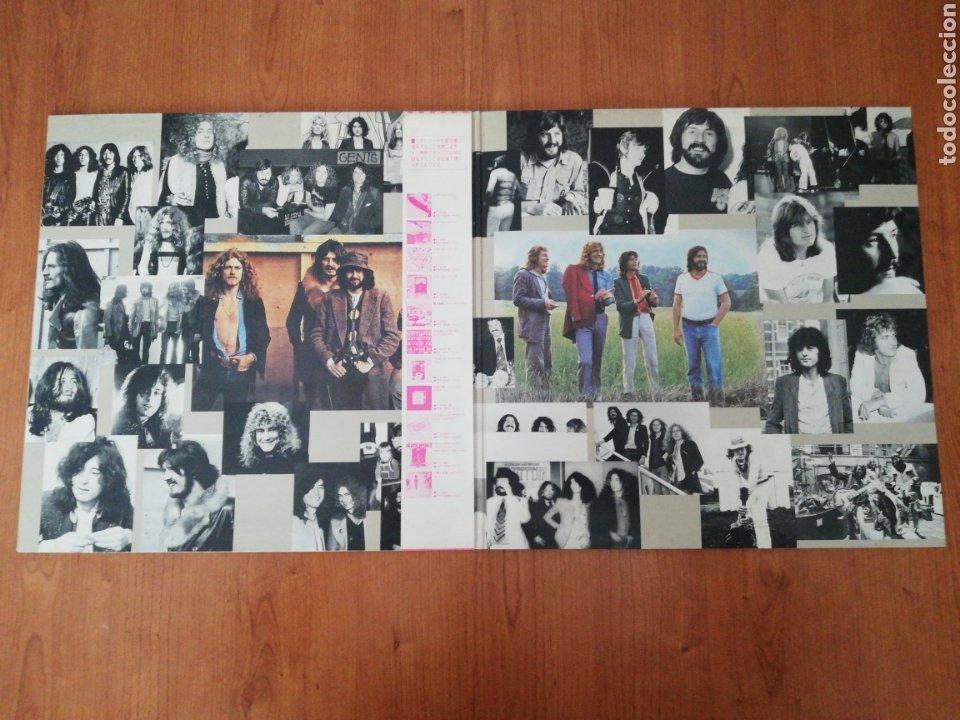 Discos de vinilo: VINILO EDICIÓN JAPONESA DEL LP DE LED ZEPPELIN CODA - Foto 3 - 218966540