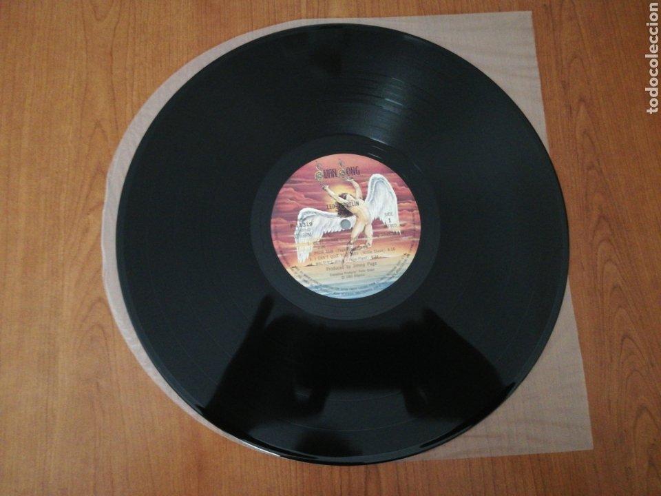 Discos de vinilo: VINILO EDICIÓN JAPONESA DEL LP DE LED ZEPPELIN CODA - Foto 7 - 218966540