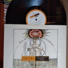 Discos de vinilo: ENIGMA MAXI 1994 THE EYES OF TRUTH PDELUXE. Lote 218988555