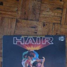 Discos de vinilo: HAIR (ORIGINAL SOUNDTRACK RECORDING) SELLO: RCA VICTOR – BL 03274 FORMATO: 2 × VINYL, LP, ALBUM. Lote 218991586