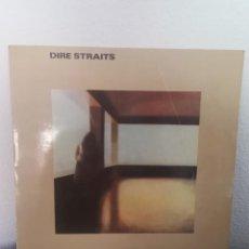 Discos de vinilo: LP DIRE STRAITS - DIRE STRAITS (LP, ALBUM), SPAIN 1978, INSERT DE LETRAS. Lote 218995790