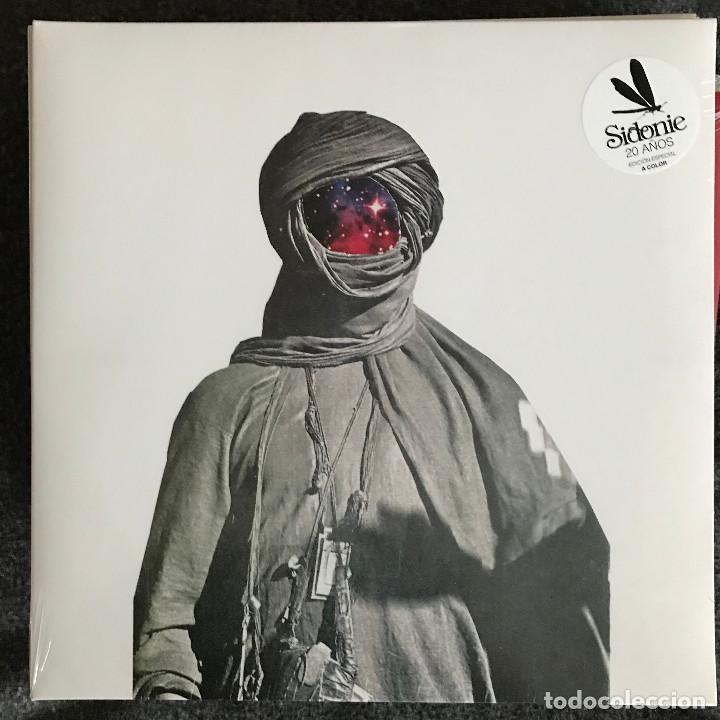 SIDONIE - EL FLUIDO GARCÍA (2011) - LP REEDICIÓN SONY 2018 NUEVO (Música - Discos - LP Vinilo - Grupos Españoles de los 90 a la actualidad)