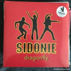 Discos de vinilo: SIDONIE - DRAGONFLY - LP REEDICIÓN SONY 2018 NUEVO. Lote 218996606