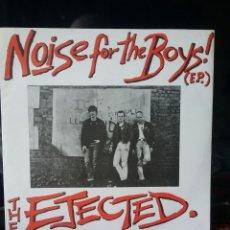 Disques de vinyle: THE EJECTED 1982 BRIGHTON PUNK RIOT CITY RECORDS.BUEN ESTADO. Lote 218997425