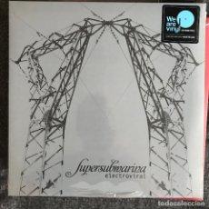 Discos de vinilo: SUPERSUBMARINA - ELECTROVIRAL (2010) - LP REEDICIÓN SONY 2018 NUEVO. Lote 218998620