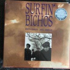 Discos de vinilo: SURFIN' BICHOS - FOTÓGRAFO DEL CIELO (1991) - LP + CD REEDICIÓN SONY 2017 NUEVO. Lote 218999353