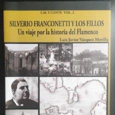Discos de vinilo: SILVERIO FRANCOETTI Y LOS FILLOS. Lote 219004165