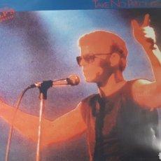 Discos de vinilo: LOU REED TAKE NO PRISONERS DOBLE LP. Lote 219018558