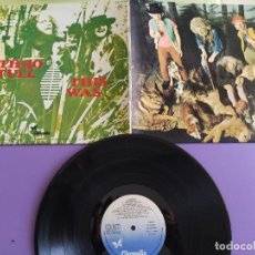Discos de vinilo: JOYA LP. JETHRO TULL LP THIS WAS ORIGINAL 1980 PORTADA DOBLE LAMINADA.CHR 1041 CHRYSALIS, SPAIN.. Lote 219019335