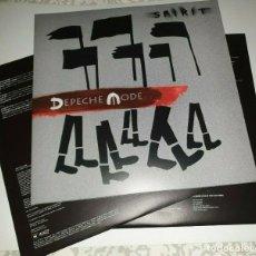 Discos de vinilo: DEPECHE MODE SPIRIT 2 LPS BLACK VINYL 2017. Lote 219023928