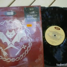 Discos de vinilo: VIRUS 100, 16 ARTISTS STONE AND ASSASSINATE DEAD KENNEDYS SONGS. Lote 219025550