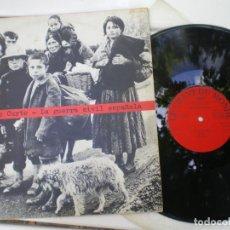 Discos de vinilo: FRANCISCO CURTO, LA GUERRA CIVIL ESPAÑOLA. Lote 219026312