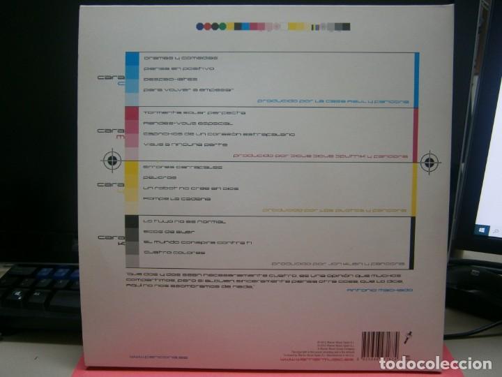 Discos de vinilo: FANGORIA- CUATRICROMIA_ 2 LP.S VINILO + CD - Foto 2 - 219027796