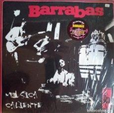 Discos de vinilo: BARRABAS MUSICA CALIENTE ROCK LATIN SOUL FUNK GROOVE DOBLE LP VAMPISOUL ESPAÑA 2005 NM. Lote 219028620