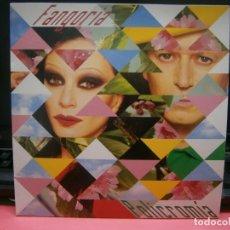 "Discos de vinilo: FANGORIA VINILO 10"" POLICROMÍA + CD FIRMADO. Lote 219028676"