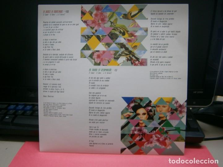 Discos de vinilo: POLICROMIA VINILO DE FANGORIA + CD FIRMADO - Foto 3 - 219028676
