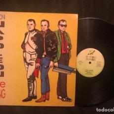 Discos de vinilo: LEE YOUNG – NAPOLEON ITALO-DISCO 1987. Lote 219030627