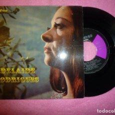"Discos de vinilo: 7"" ADELAIDE RODRIGUES - PAPOILA BRANCA - EP - PORTUGAL PRESS - ORFEU ?ATEP 6479 (EX/EX). Lote 219030660"