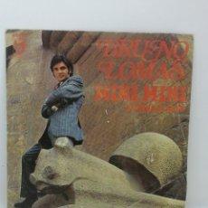 Discos de vinilo: BRUNO LOMAS, MINI MINI (DISCOPHON 1974) SINGLE. Lote 219038750