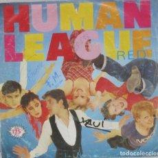Discos de vinil: HUMAN LEAGUE - KEEP FEELING - TOTAL PANIC - SINGLE. Lote 219047811