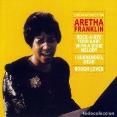 Discos de vinilo: THE ELECTRIFYING ARETHA FRANKLIN LP IMPORT REEDICION 180GR. Lote 219067531