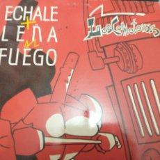 Discos de vinilo: LOCOMOTORAS LP. Lote 219082243
