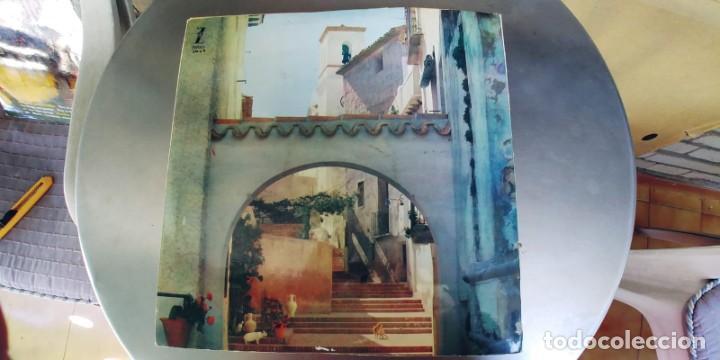 Discos de vinilo: CANCIONES DEL FESTIVAL DE BENIDORM-LP 1963 LOS BRUJOS LOLITA GARRIDO ALBERTINA CORTES - Foto 3 - 219088118