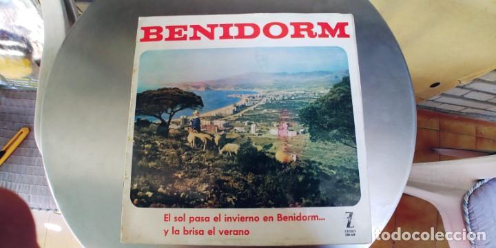 CANCIONES DEL FESTIVAL DE BENIDORM-LP 1963 LOS BRUJOS LOLITA GARRIDO ALBERTINA CORTES (Música - Discos - LP Vinilo - Otros Festivales de la Canción)