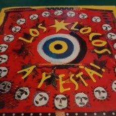 Discos de vinilo: A Y ESTA ! LOS LOCOS MAXI. Lote 219088242