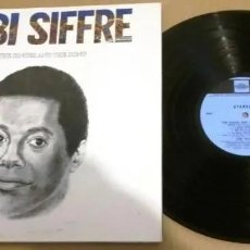 Disques de vinyle: LABI SIFFRE / THE SINGER AND THE SONG / LP. Lote 219088535