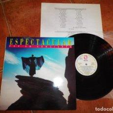 Discos de vinilo: ESPECTACULAR POP EN CONCIERTO ORQUESTA SINFONICA DE TENERIFE POP LP VINILO LIA JOSE CANO MECANO RARO. Lote 186347898