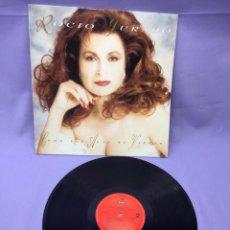 Discos de vinilo: LP -- ROCIO DURCAL -- COMO LAS ALAS AL VIENTO -- VG++. Lote 219093895