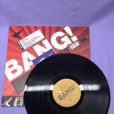 Discos de vinilo: LP -- BANG! FRANKIE GOES TO HOLLYWOOD -- EX. Lote 219095468