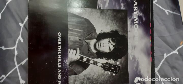 GARY MOORE OVER THE HILLS AND FAR AWAY MAXI (Música - Discos de Vinilo - Maxi Singles - Heavy - Metal)