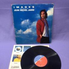 Discos de vinil: LP -- IMAGES THE BEST OF JEAN MICHEL JARRE -- G. Lote 219105091