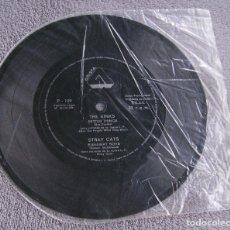 Discos de vinilo: THE KINKS - FLEXI DISC - DISCO PROMOCIONAL - BETTER THINGS - SINGLE - AÑO 1981 - BUEN ESTADO. Lote 219122080