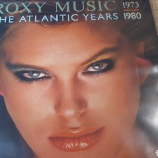 Discos de vinilo: ROXY MUSIC THE ATLANTIC YEARS 1973 1980. Lote 219123450