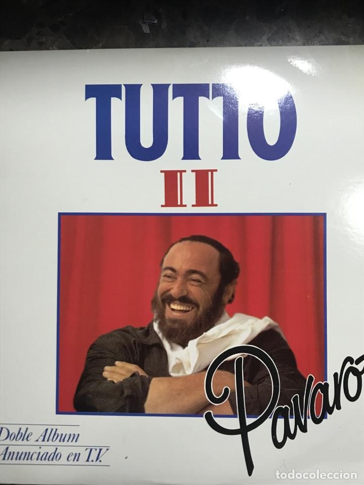 Discos de vinilo: Lote 2 Vinilo Pavarotti - Foto 2 - 214867107